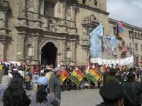 ラパス観光のおすすめ!ボリビアの標高世界一を誇る首都の見どころ