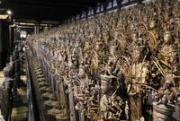 三十三間堂の仏像の数は何体?名前・種類・千手観音像についても紹介