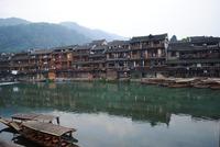 鳳凰古城(中国)の観光の見どころを紹介!美しい街の魅力やアクセスも