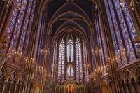 サントシャペル(フランス)はパリ最古教会!見どころやチケットの買い方も