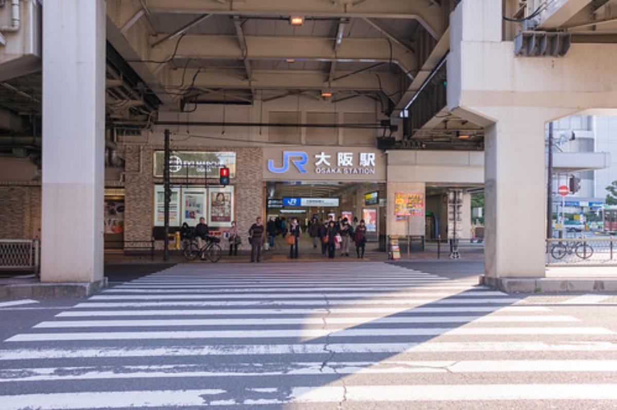 待ち合わせ 大阪 場所 駅