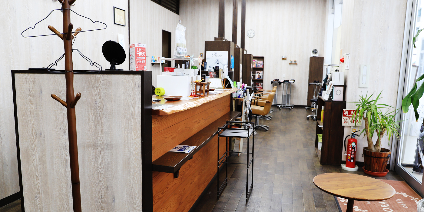 HairMakeORANGEコフレ(美容室)