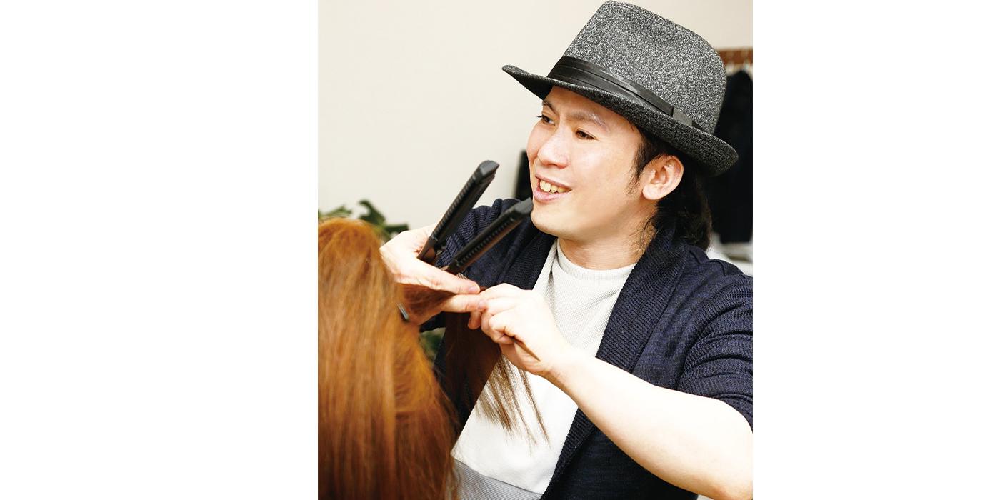 LAZO hairdesign(美容室、ヘアデザイナー、毛髪業、美容アドバイザー)