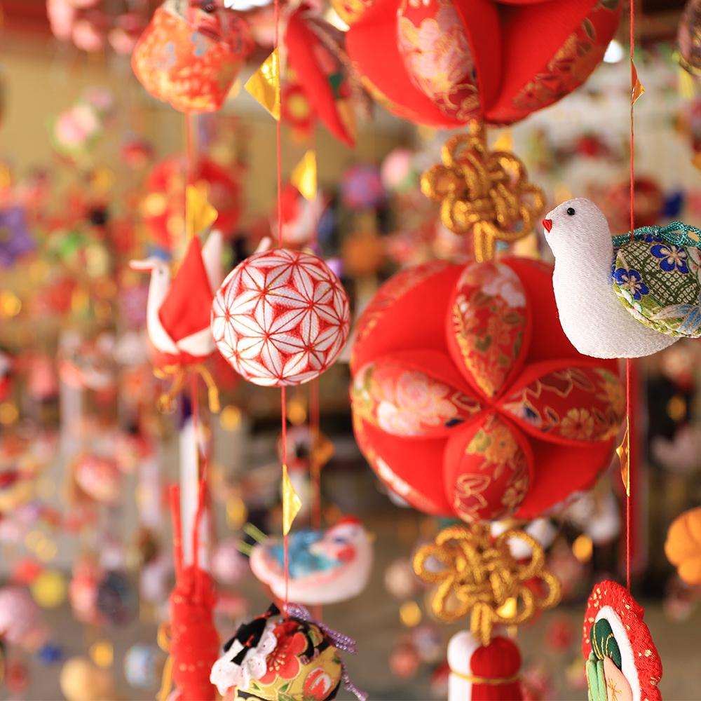 柳川雛祭さげもんめぐり「夢工房」