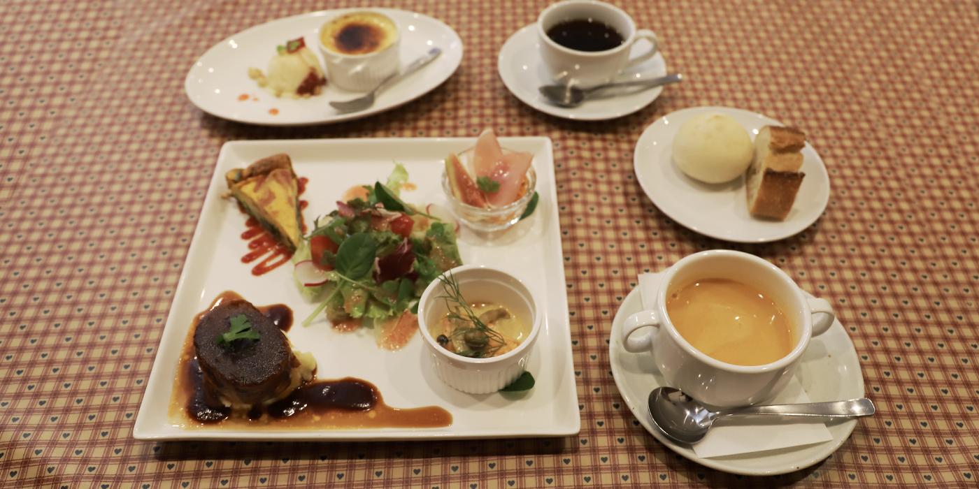 京町洋風食堂teron(ハンバーグ、洋食、パスタ)