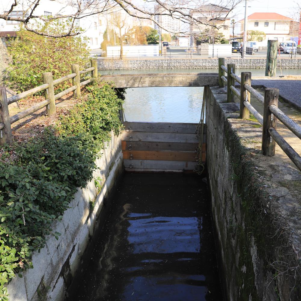 冬の風物詩「水落」が終わり柳川は春を迎えます。
