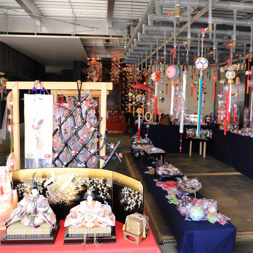 柳川雛祭さげもんめぐり「うなぎ屋さんのさげもんミュージアム」