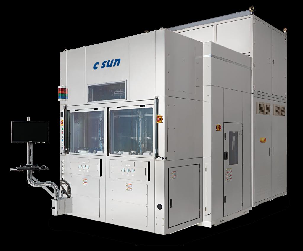 IC封裝測試機台 高潔淨環輻爐管