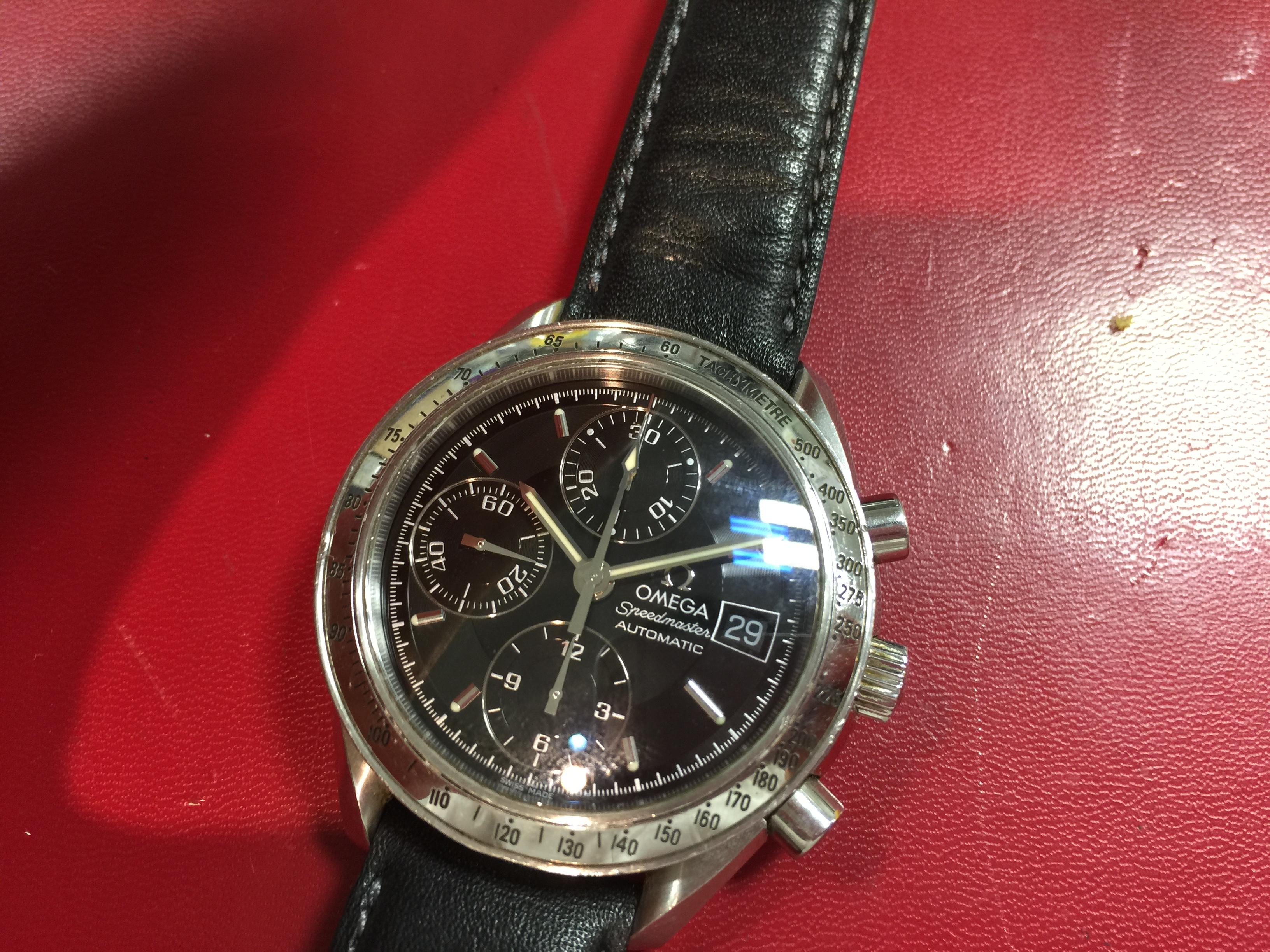 best authentic 07f9b 9985c オメガ OMEGA スピードマスター デイト 3513.50 | 時計の高価 ...