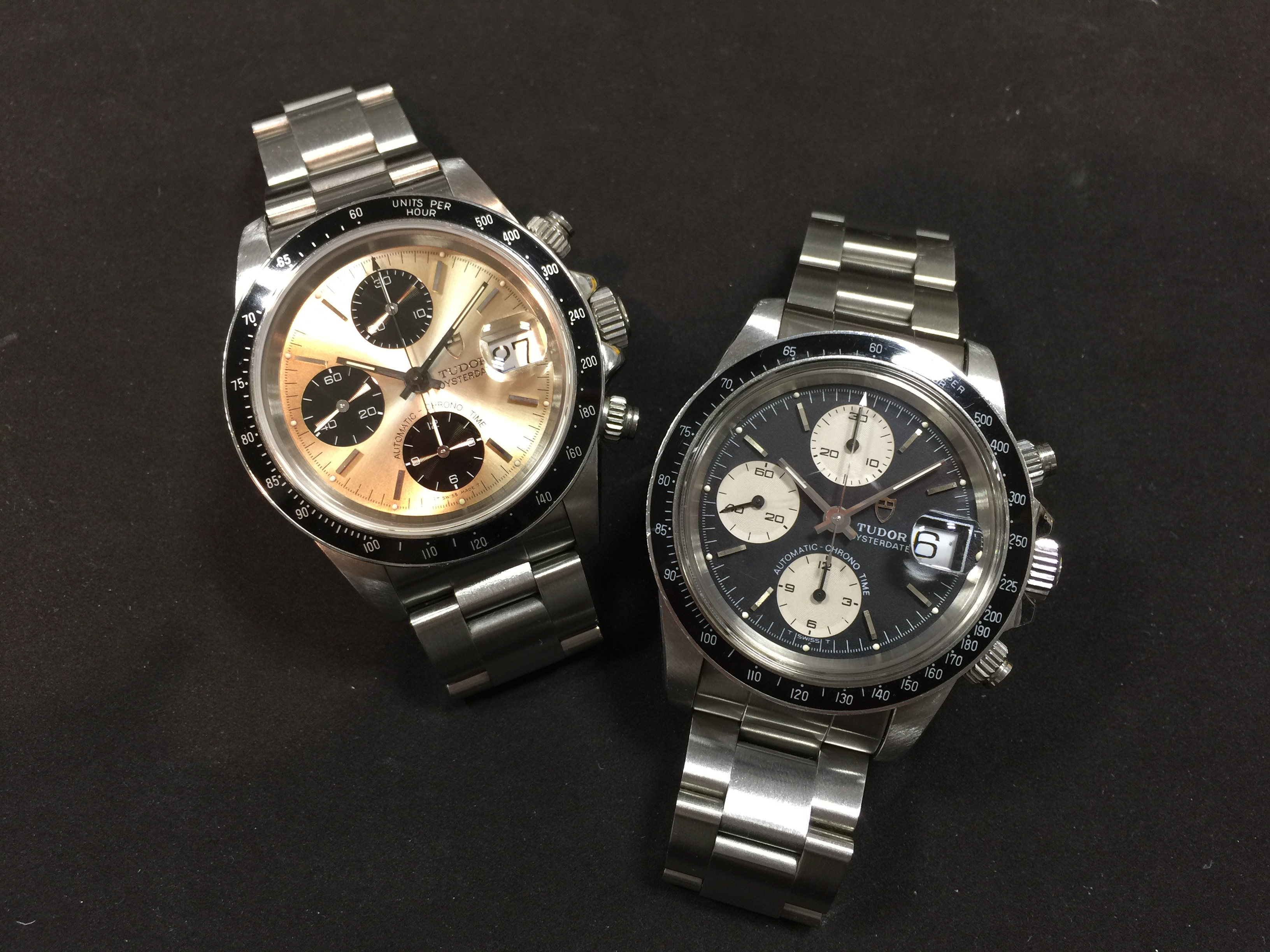 outlet store 2f012 e50a9 チュードル TUDOR クロノタイム 79160 , 79260 | 時計の高価買取 ...