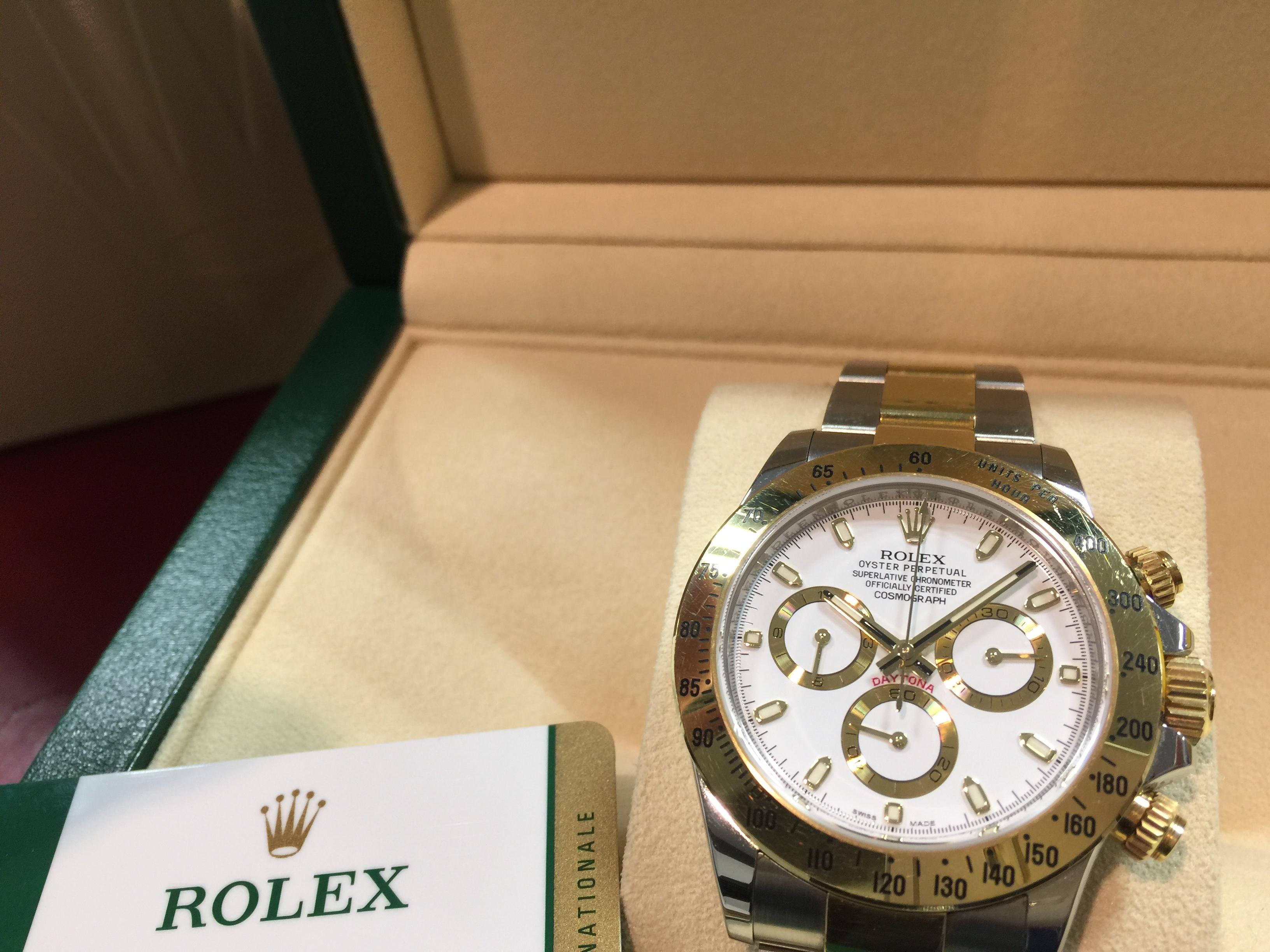 separation shoes 2ffdc 655da ロレックス ROLEX デイトナ 116523 ランダム | 時計の高価買取 ...