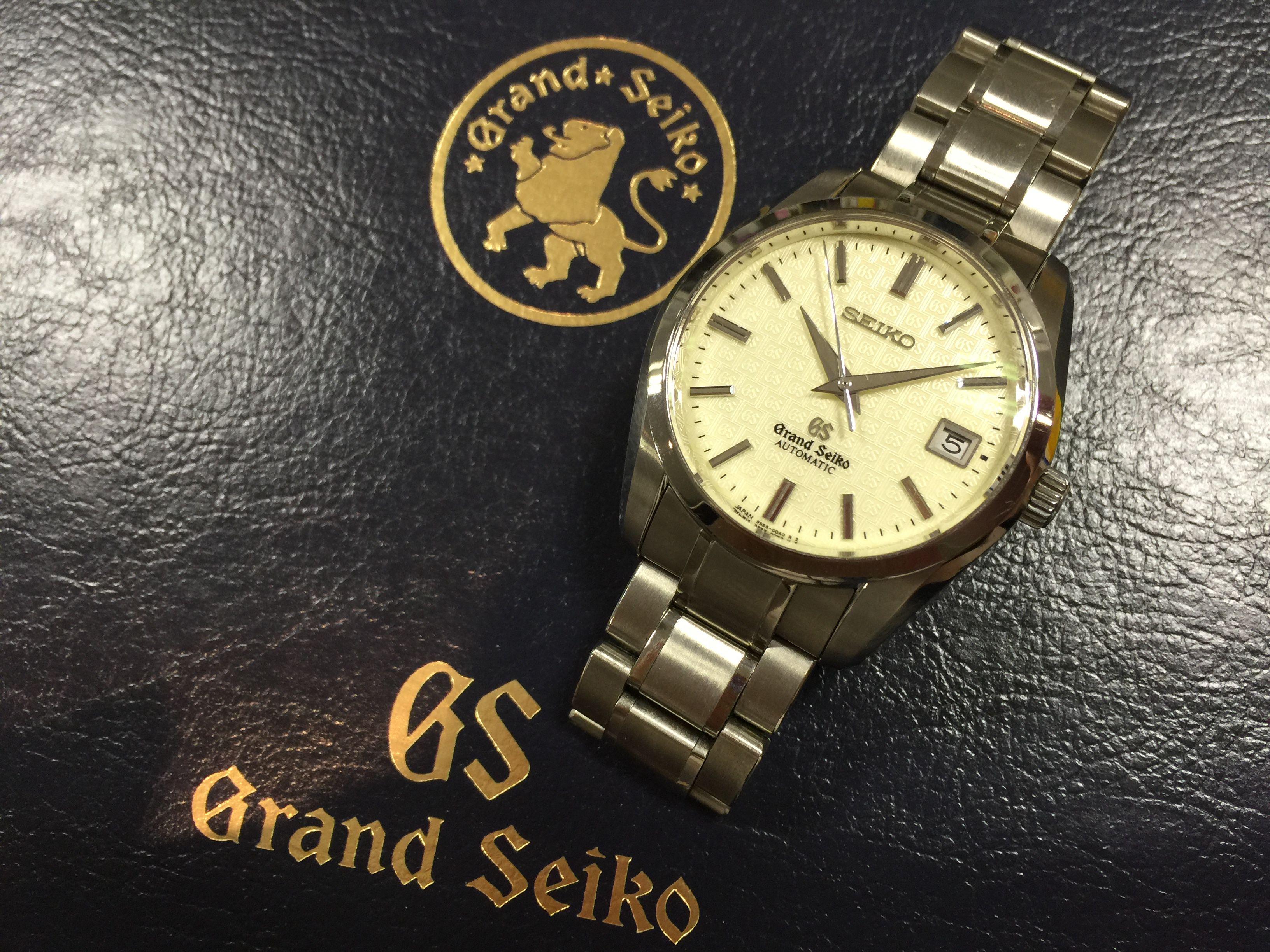 セイコー SEIKO グランドセイコー メカニカル SBGR025
