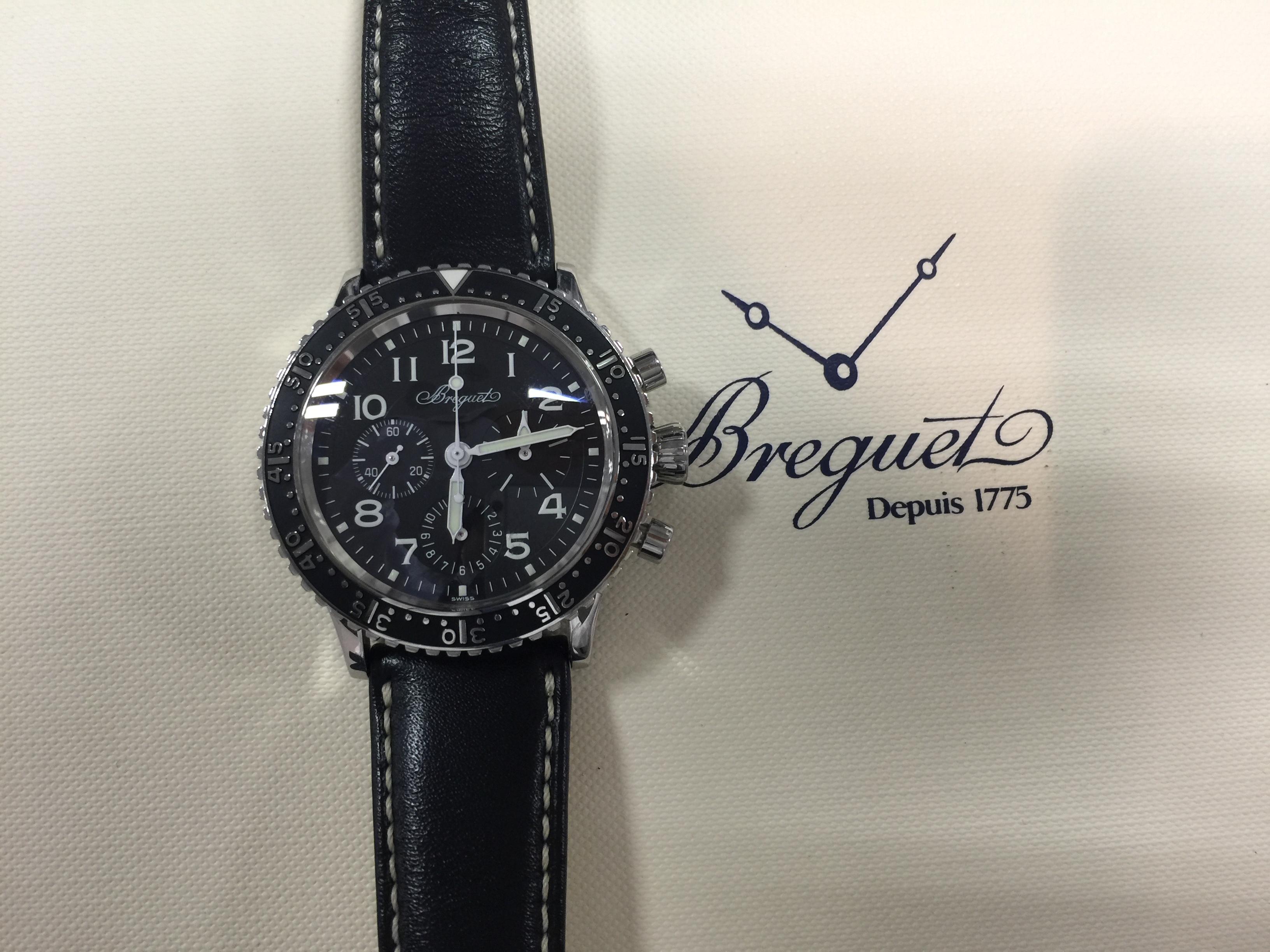 promo code be554 3848d ブレゲ BREGUET タイプXX アエロナバル フランス海軍航空部隊 ...