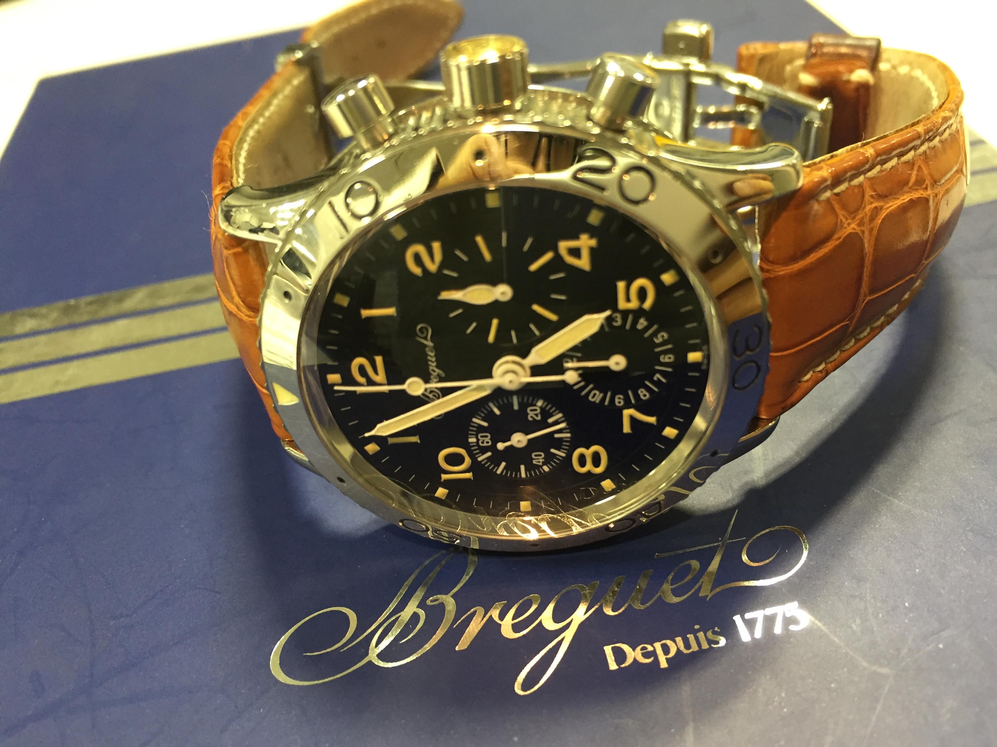 ブレゲ BREGUET アエロナバル 3800ST/92/3W6