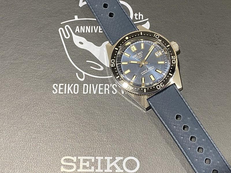 セイコー SEIKO プロスペックス  ダイバーズ55th SBEX009