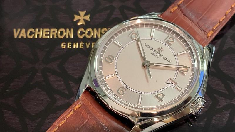 ヴァシュロン・コンスタンタン VACHERON CONSTANTIN フィフティシックス 4600E-000A-B442