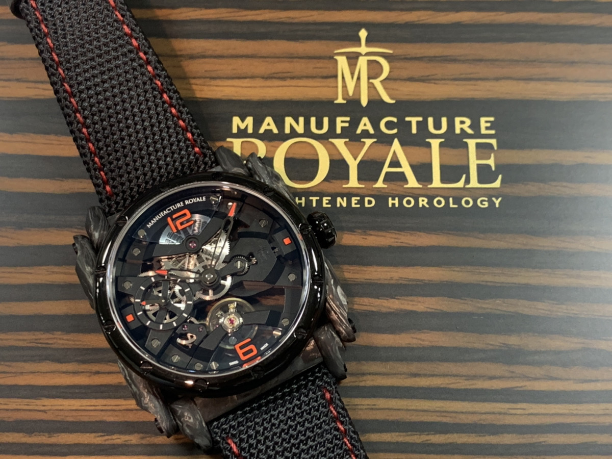 Manufacture Royale ANDスピリット