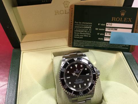 ロレックス ROLEX サブマリーナー Ref.14060M