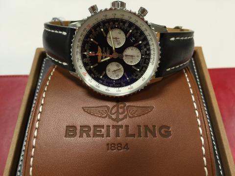 ブライトリング BREITLING ナビタイマー01 AB0120 AB012012/BB01