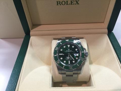 ロレックス ROLEX サブマリーナー 116610LV