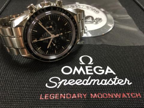 オメガ OMEGA スピードマスター プロフェッショナル ムーンウォッチ 311.30.42.30.01.006