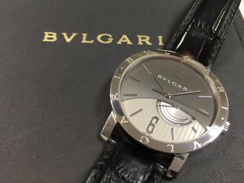ブルガリ BVLGARI ブルガリブルガリ パワーリザーブ BBW41GL