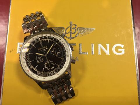ブライトリング BREITLING スパシオグラフ A363B32NP A36030.1