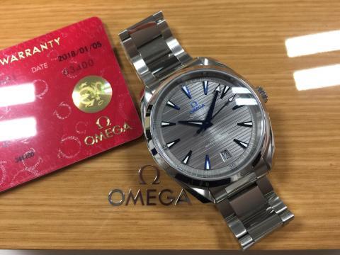 オメガ OMEGA シーマスター アクアテラ 220.10.41.21.06.001