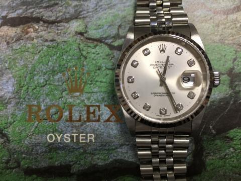 ロレックス ROLEX デイトジャスト 16234G P番