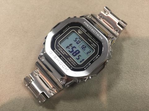 カシオ CASIO G-SHOCK ORIGIN GMW-B5000D-1JF
