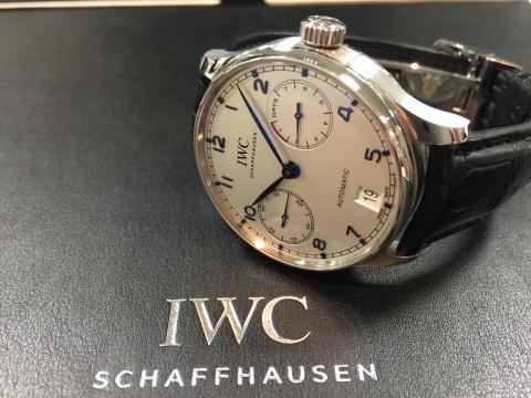 インターナショナル・ウォッチ・カンパニー IWC ポルトギーゼ7DAYS IW500705