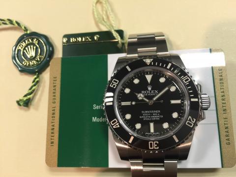 ロレックス ROLEX サブマリーナー 114060