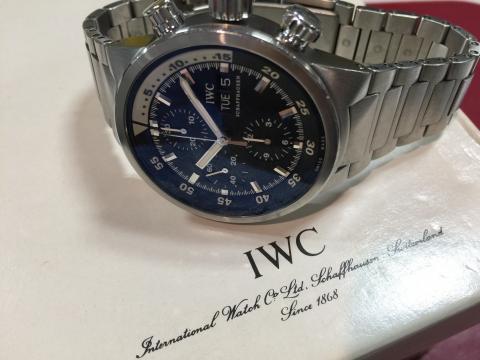 インターナショナル・ウォッチ・カンパニー IWC アクアタイマークロノ IW371928