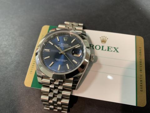 ロレックス ROLEX デイトジャスト41 126300