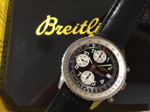 ブライトリング BREITLING ナビタイマー A13322