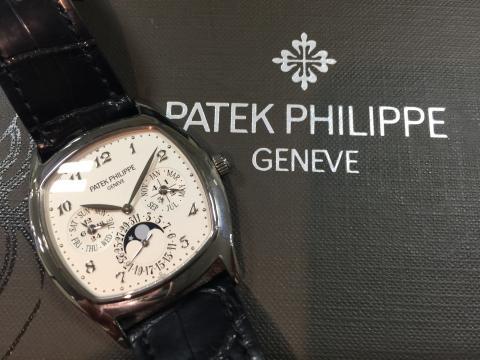 パテック フィリップ PATEK PHILIPPE グランドコンプリケーション 永久カレンダー 5940G-001