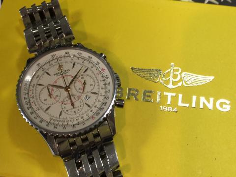 ブライトリング BREITLING モンブリラン A417G34NP A41370