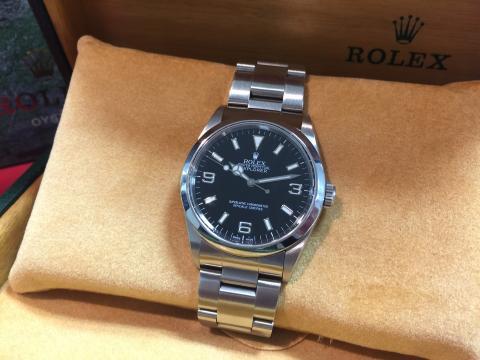 ロレックス ROLEX エクスプローラー 14270