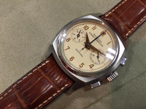 ジラール・ペルゴ GIRARD PERREGAUX ヴィンテージ1960 2598