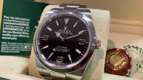 ロレックス ROLEX エクスプローラー1 214270 G番