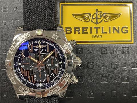 ブライトリング BREITLING クロノマット44 AB0110