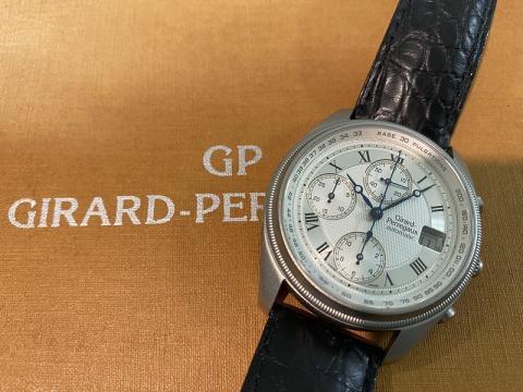 ジラール・ペルゴ GIRARD PERREGAUX GP4900 ガレリア・フェラーリ