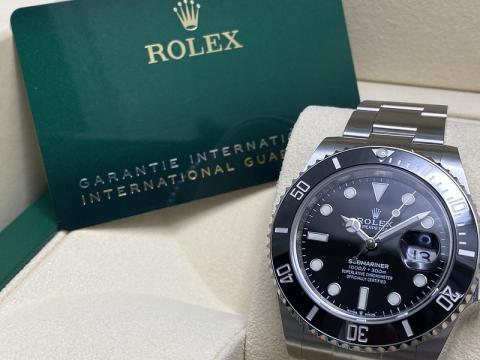 ロレックス ROLEX サブマリーナー  126610LN