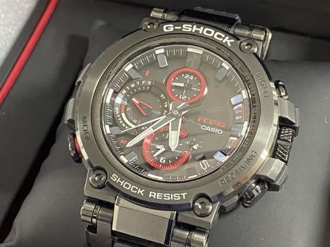 カシオ CASIO G-SHOCK MTG-B1000B-1AJF