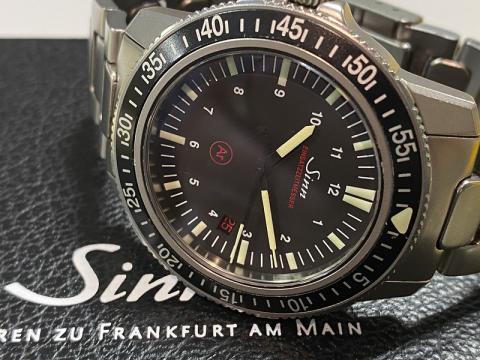 ジン Sinn EZM3 603.1695