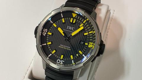 インターナショナル・ウォッチ・カンパニー IWC アクアタイマー オートマティック2000 IW358001