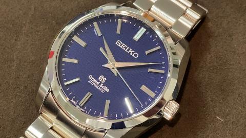セイコー SEIKO GS 55th SBGR097
