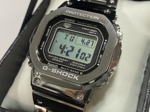 カシオ CASIO G-SHOCK ORIGIN GMW-B5000D-1JF