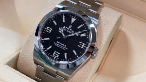 ロレックス ROLEX エクスプローラー 214270