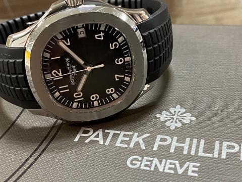 パテック フィリップ PATEK PHILIPPE アクアノート 5167A-001